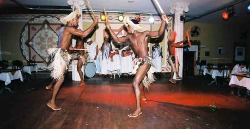 Bahia Noite em Salvador: Capoeira
