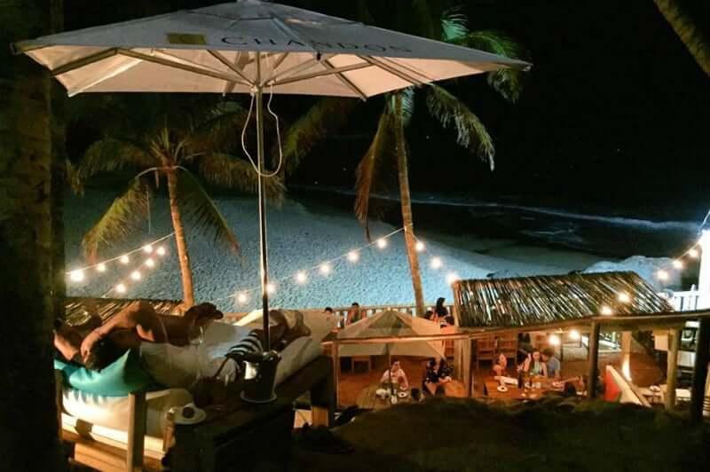 O que fazer à noite em Salvador: Blue Praia Bar