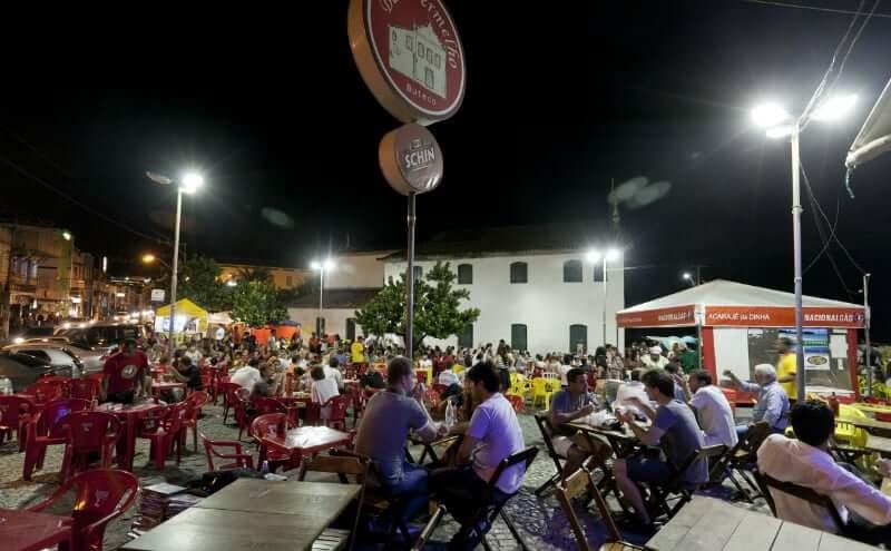O que fazer à noite em Salvador: Rio Vermelho
