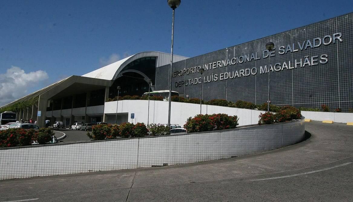 Como ir do aeroporto de Salvador até o centro turístico: Aeroporto Internacional de Salvador - Dep. Luiz Eduardo Magalhães (SSA)