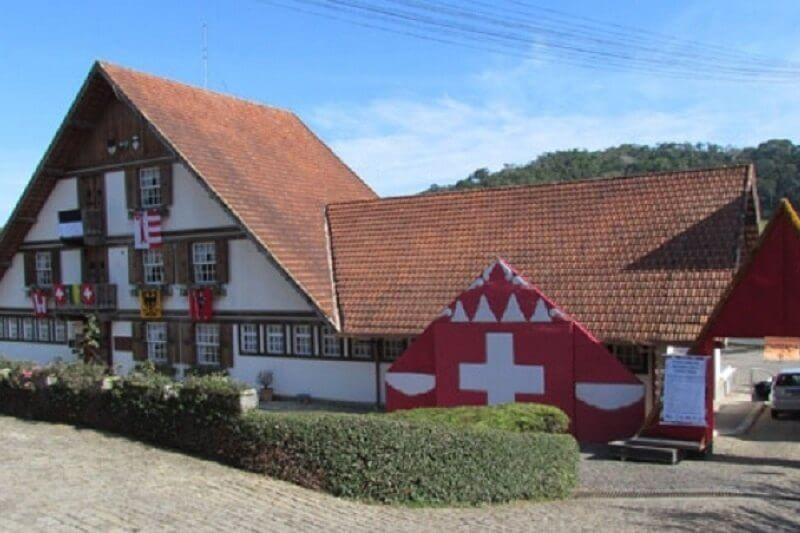 Casa Suiça em Nova Friburgo