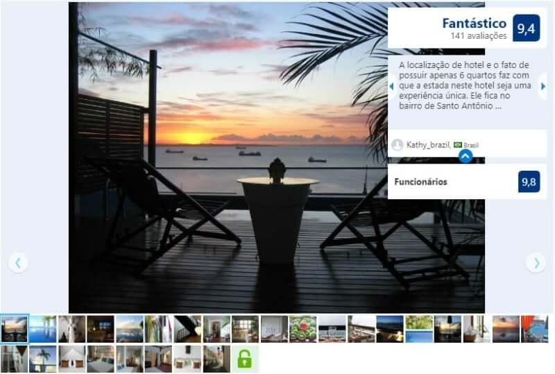 Melhores hotéis em Salvador: Avaliação do Aram Yamí Boutique Hotel