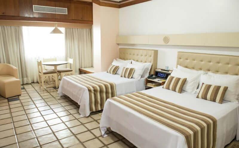 Melhores hotéis em Salvador: Fiesta Bahia Hotel