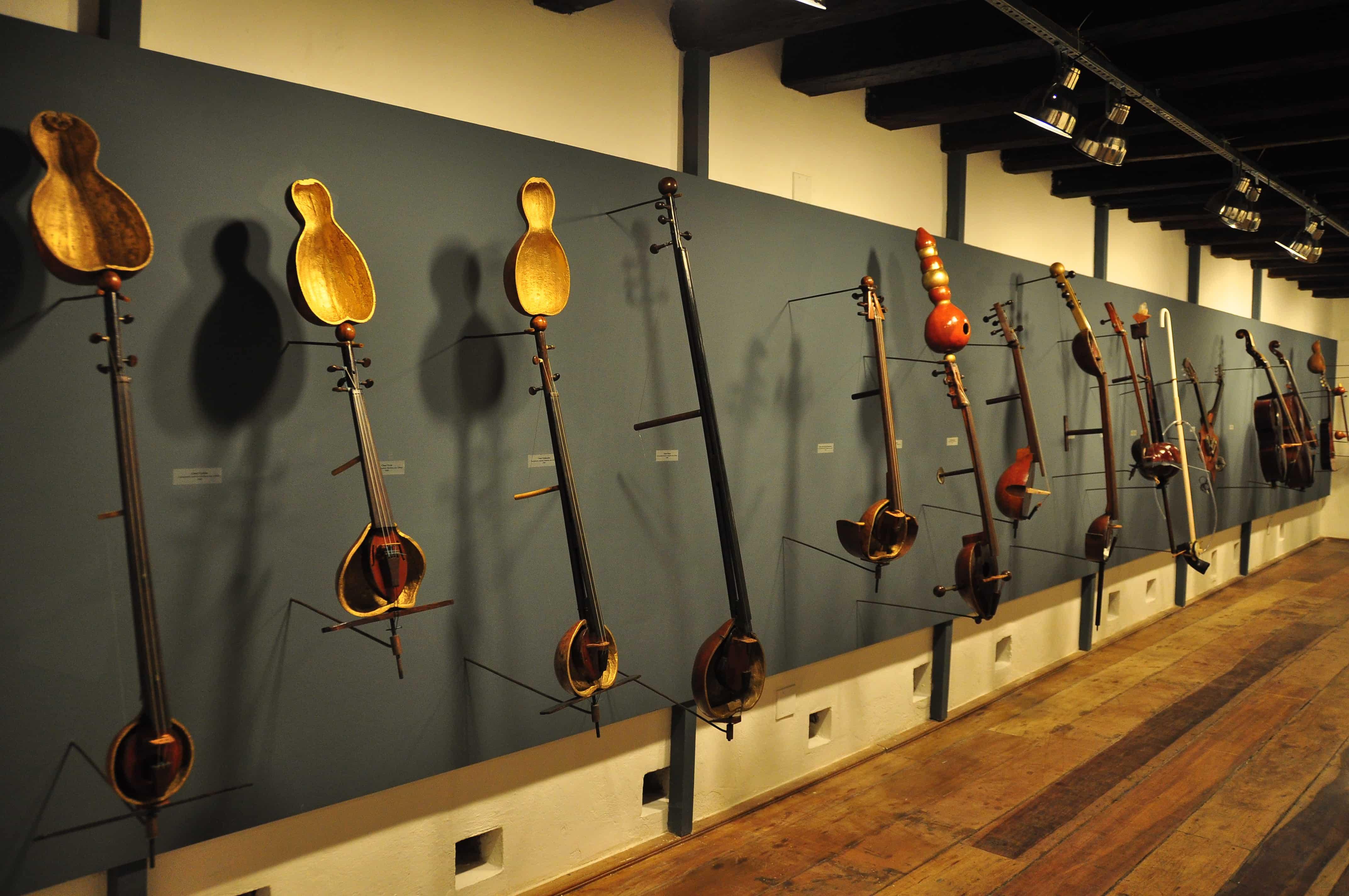 Centro Cultural Solar do Ferrão em Salvador: Mostra Smetak – O Alquimista do Som
