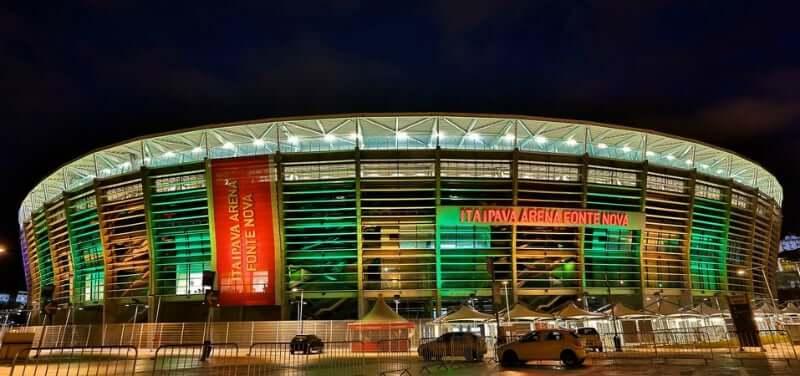 Arena Fonte Nova em Salvador: Nova Arena