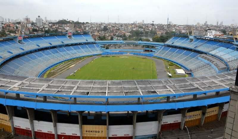 Arena Fonte Nova em Salvador: Estádio Otávio Mangabeira