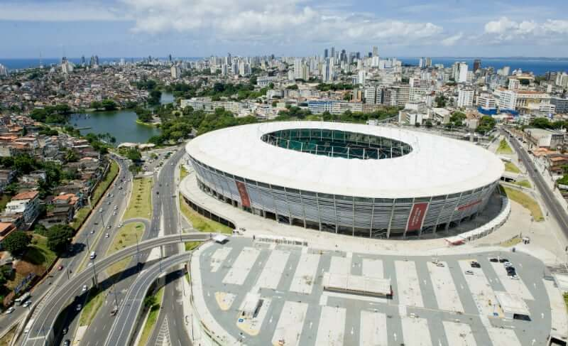 Arena Fonte Nova em Salvador: Bairro da Arena Fonte Nova