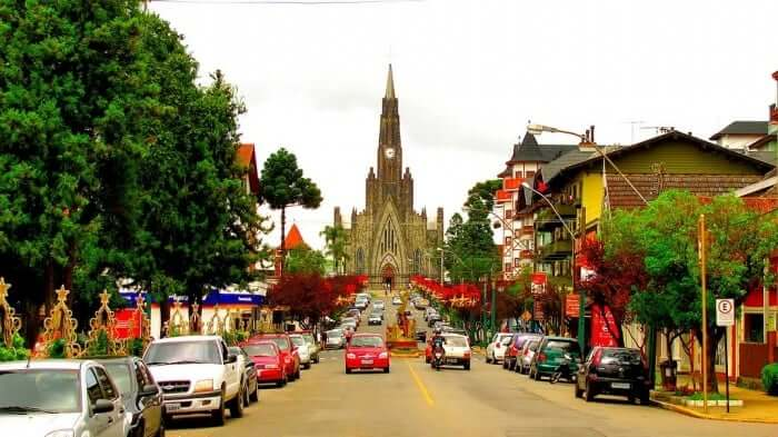 Onde ficar em Gramado: Canela