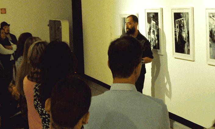 Museu de Arte Contemporânea em Curitiba: Exposição