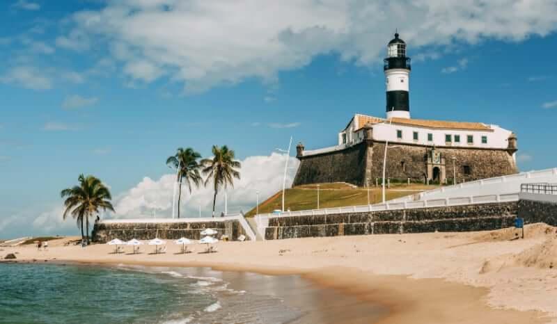 Clima e temperatura em Salvador: Praia do Farol da Barra