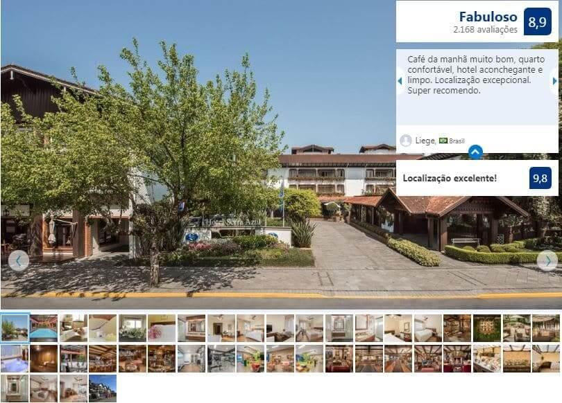 Melhores hotéis em Gramado: Serra Azul