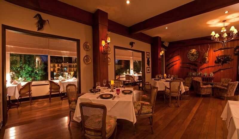 Melhores restaurantes em Gramado: La Caceria