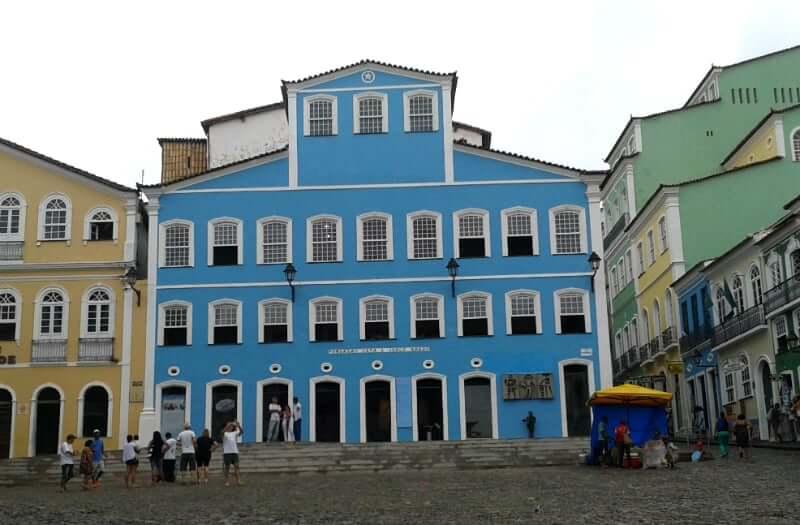 O que fazer no Pelourinho em Salvador: Fundação Casa de Jorge Amado