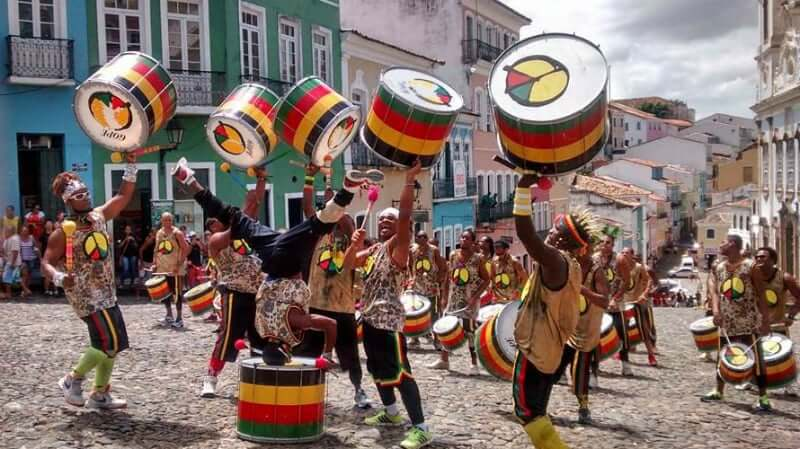 O que fazer no Pelourinho em Salvador: Ensaio do Olodum