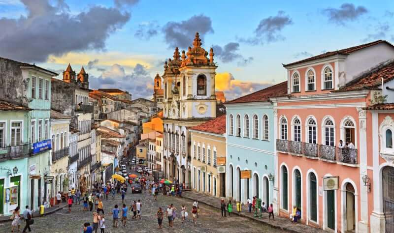 O que fazer no Pelourinho em Salvador: Ladeira