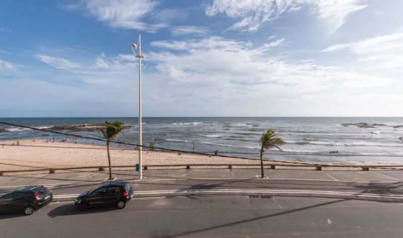 Praia de Amaralina em Salvador: Como Chegar
