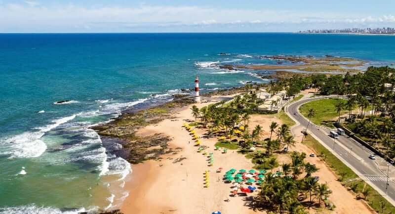 Praia de Itapuã em Salvador: Como Chegar