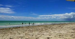 Praia de Jaguaribe em Salvador:
