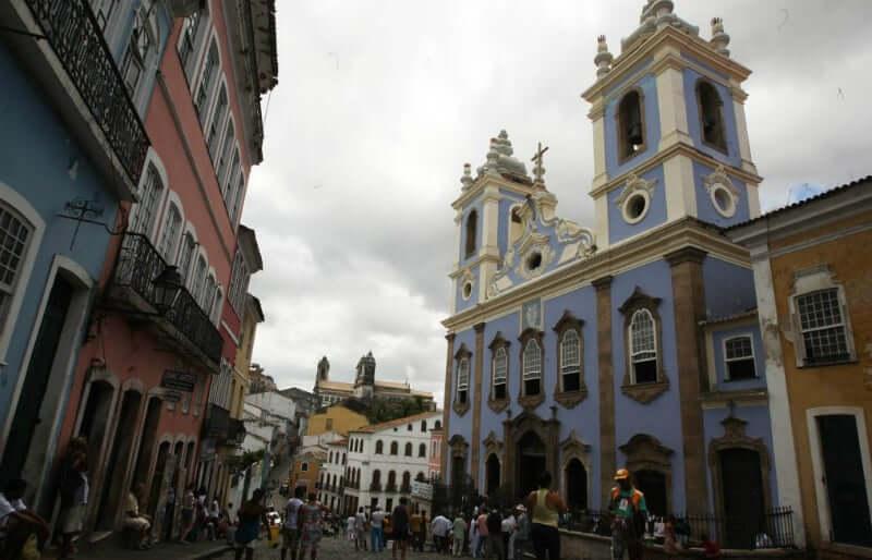 Roteiro de 5 dias em Salvador: Igreja Rosário dos Pretos