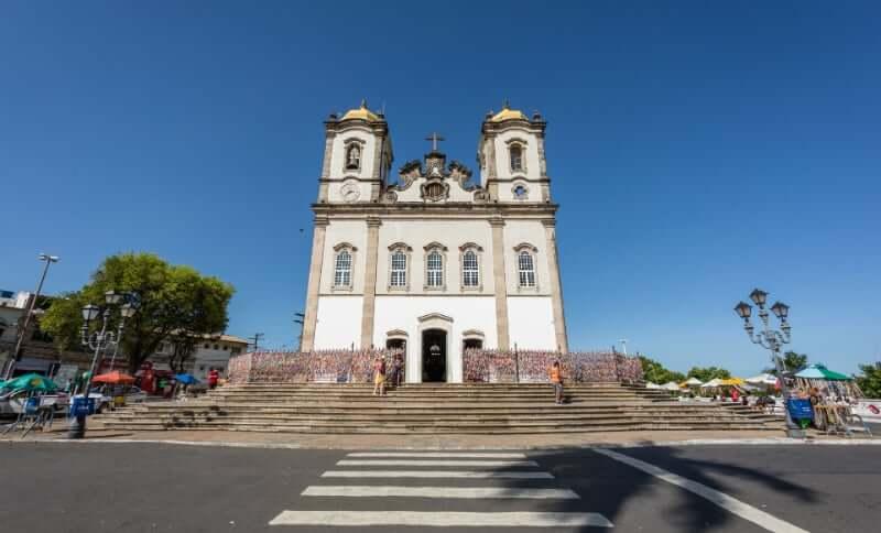 Roteiro de 5 dias em Salvador: Igreja do Nosso Senhor do Bonfim