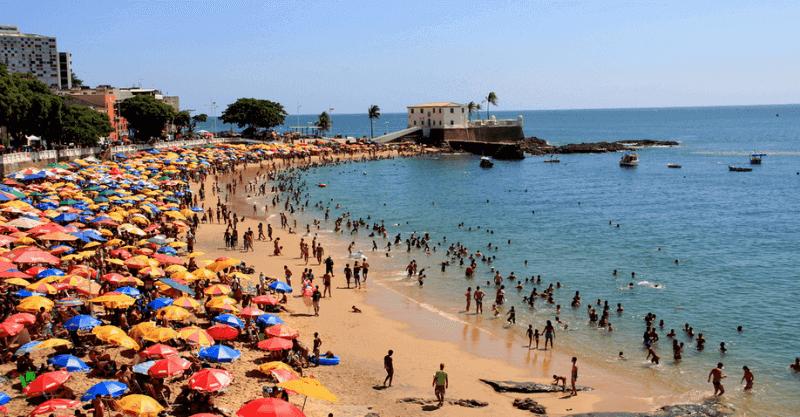 Roteiro de 5 dias em Salvador: Praia do Porto da Barra