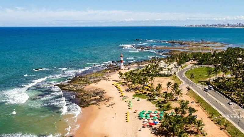 Roteiro de 5 dias em Salvador: Praia de Itapuã