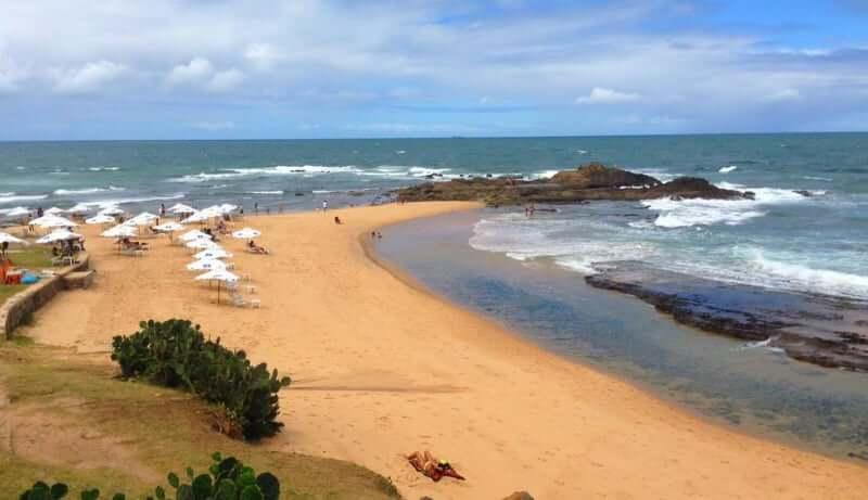 Roteiro de 5 dias em Salvador: Praia de Ondina