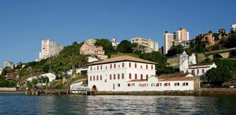 Roteiro de 5 dias em Salvador: Solar do Unhão