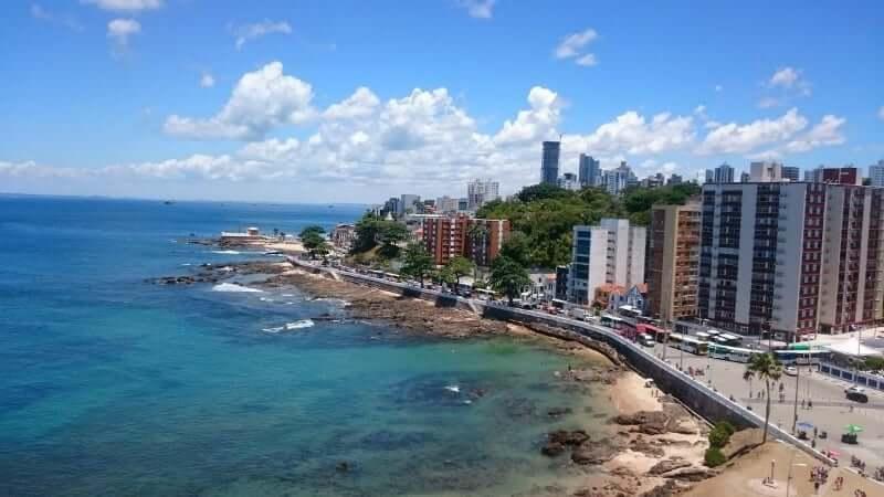 Roteiro de 5 dias em Salvador: Litoral