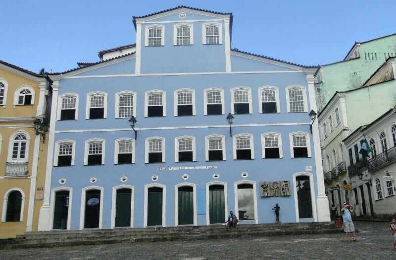 Roteiro de 5 dias em Salvador: Fundação Casa de Jorge Amado