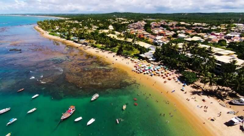 Roteiro de 5 dias em Salvador: Bairro e a Praia do Forte