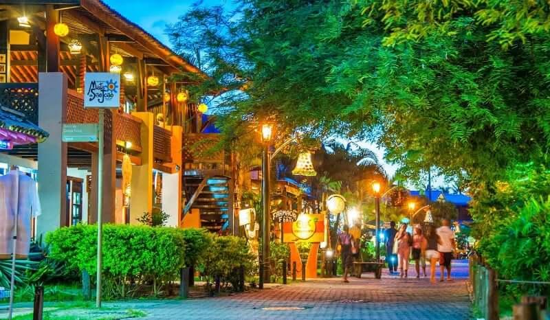 Roteiro de 5 dias em Salvador: Vila da Praia do Forte