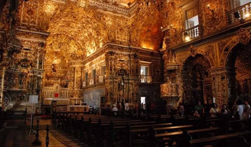 Centro Cultural Solar do Ferrão em Salvador: Igreja de São Francisco