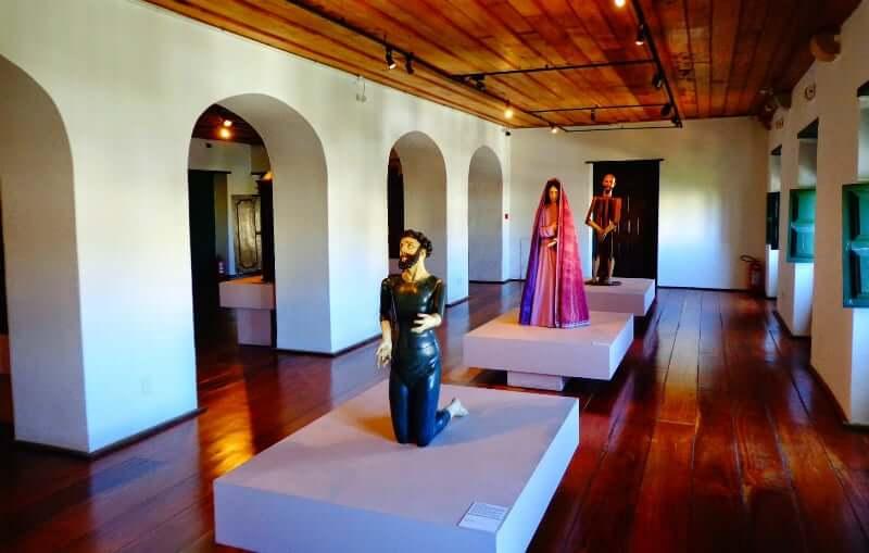 Centro Cultural Solar do Ferrão em Salvador: Museu Abelardo Rodrigues de Arte Sacra