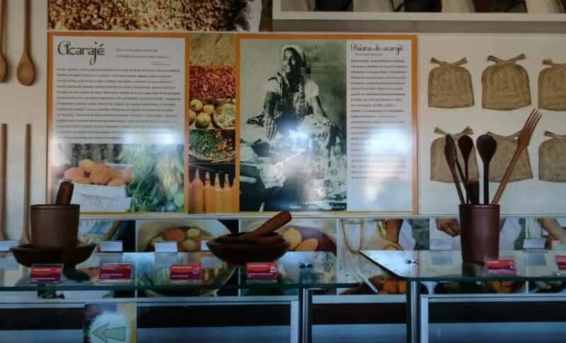 Centro Cultural Solar do Ferrão em Salvador: Museu da Gastronomia