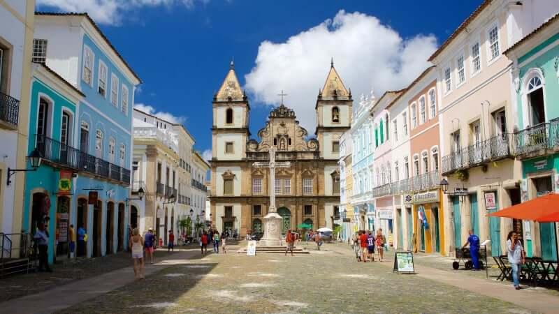 Centro Cultural Solar do Ferrão em Salvador: Pelourinho