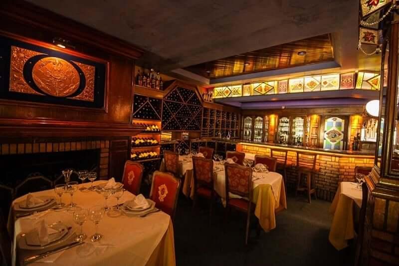 Melhores restaurantes em Gramado: Vue de la Valee
