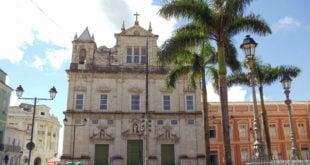 Catedral Basílica Primacial de São Salvador em Salvador: