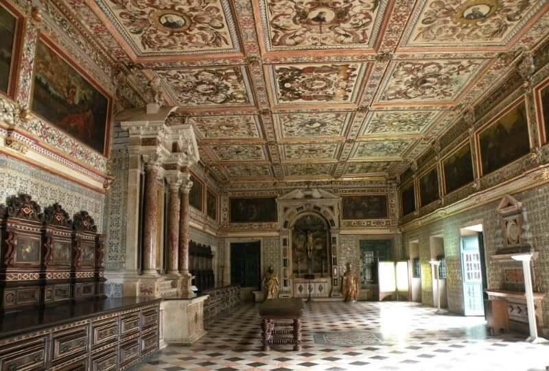 Catedral Basílica Primacial de São Salvador em Salvador: Sacristia