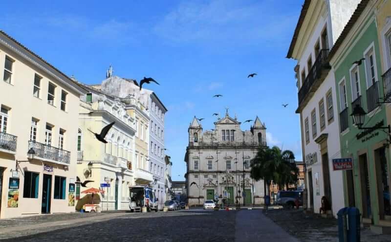 Catedral Basílica Primacial de São Salvador em Salvador: Como chegar