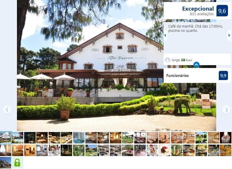Melhores hotéis em Gramado: Ritta Höppner
