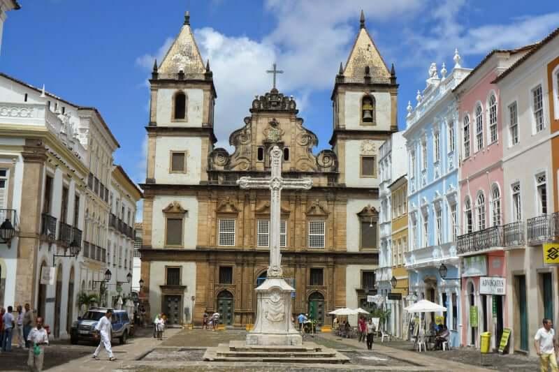 Igreja e Convento de São Francisco em Salvador: Igreja São Francisco
