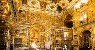 Igreja e Convento de São Francisco em Salvador: