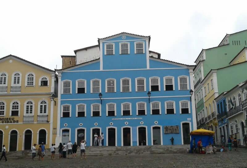 Igreja e Convento de São Francisco em Salvador: Fundação Casa de Jorge Amado