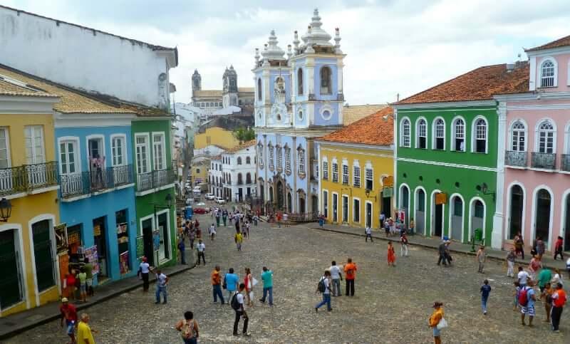 Igreja e Convento de São Francisco em Salvador: Pelourinho