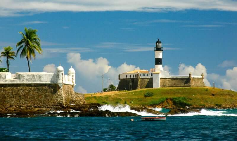 Museu Náutico da Bahia em Salvador: Museu na praia do Forte