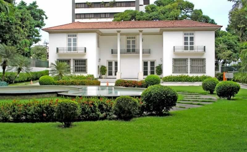 Museu de Arte da Bahia em Salvador: Museu Carlos Costa Pinto