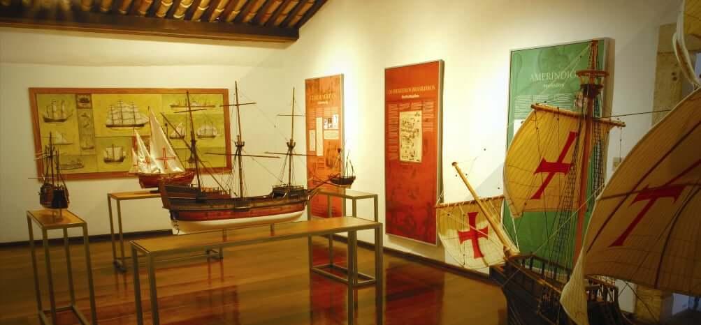 Museu Náutico da Bahia em Salvador: Exposição