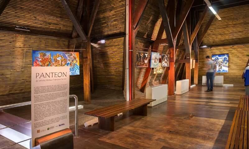 Palacete das Artes em Salvador: Também chamado de Museu Rodin Bahia