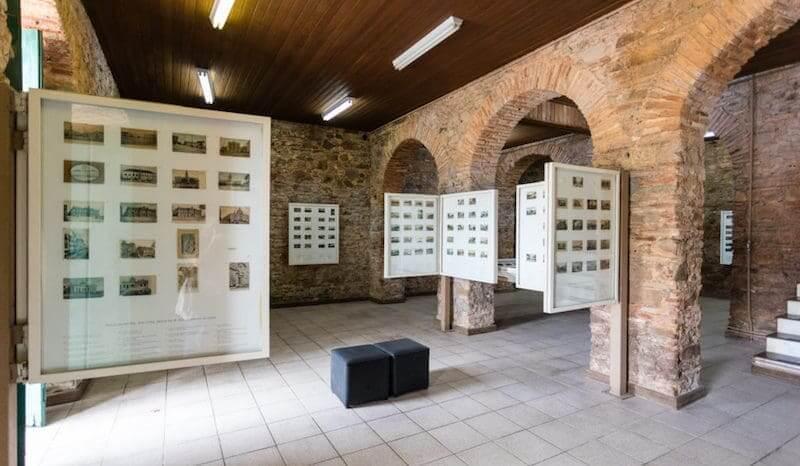 Museu Tempostal em Salvador: Sala de exposição